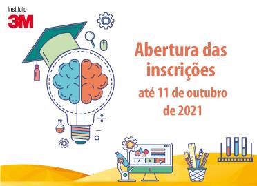 Inscrições abertas para 9ª Mostra de Ciências e Tecnologia Instituto 3M